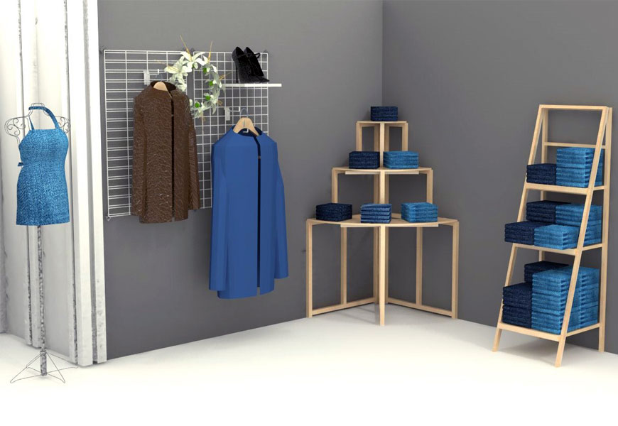 Retail Store Display Fixtures, Retail Display Racks