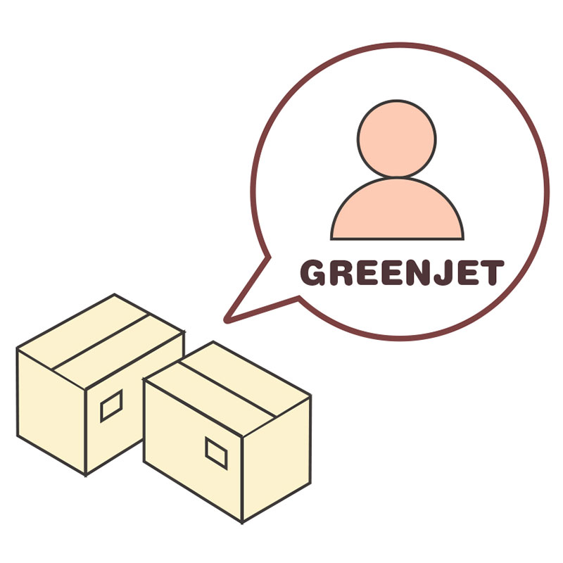 Greenjet Online Store on Amazon and Shopee