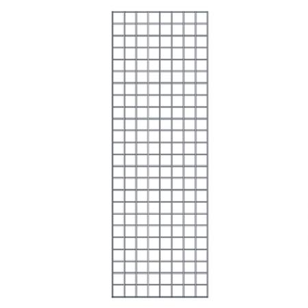 2' x 6' Steel Grid Panel Display