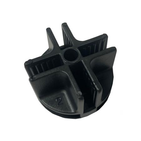Wire Cube Plastic Connectors