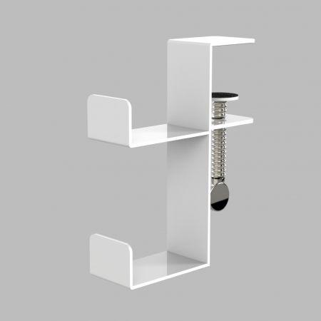 Metal Game Controller Hook Hanger - Metal Gaming Controller Hook Hanger,White