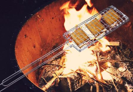 Open Fire Cooking Tool