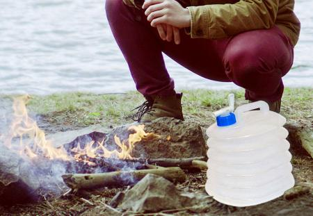 Water Carrier for Camping