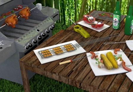 BBQ Rotisserie & Camping Gear