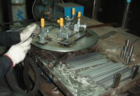 Facility Manufacturing Machine