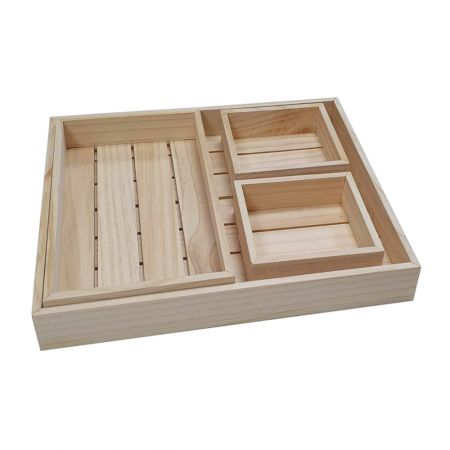 Wood Storage Box - Wood Storage Box