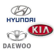 Alternateurs modèles coréens