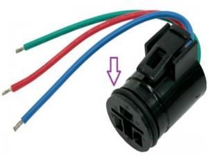 PLUG para alternador - PLUG - PL024-1