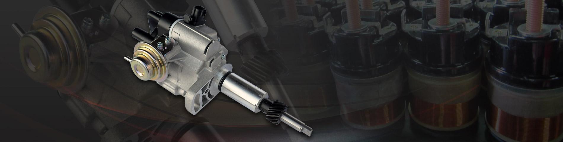 Supply Alternators, Starters, and Distributors