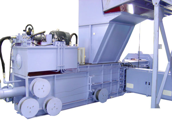 Automatic Horizontal Baling Machine - Automatic Horizontal Baling Machine (TB-070830)