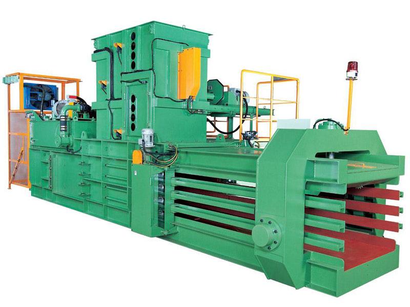 Máquina de enfardamento horizontal automática - Máquina de enfardamento horizontal automática (TB-091160)