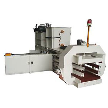 Automatic Horizontal Baling Machine - Automatic Horizontal Baling Machine (TB-050508)