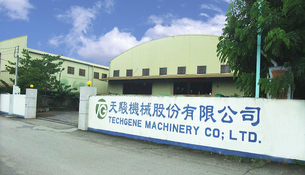 Techgene Machinery Co., Ltd.