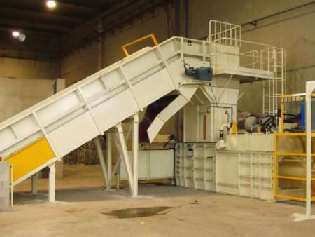 Automatic Horizontal Baling Machine - Automatic Horizontal Baling Machine (TB-1011H2)