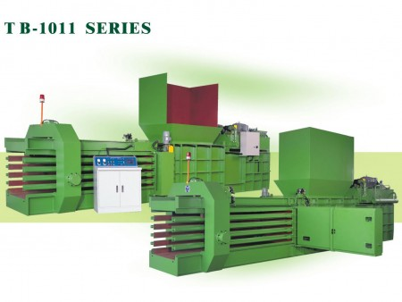 Automatic Horizontal Baling Machine - Automatic Horizontal Baling Machine (TB-1011H0)