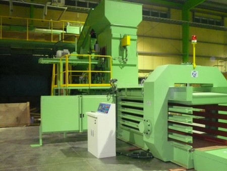 Automatický horizontální lisovací stroj - Automatický horizontální lisovací stroj (TB-101160)