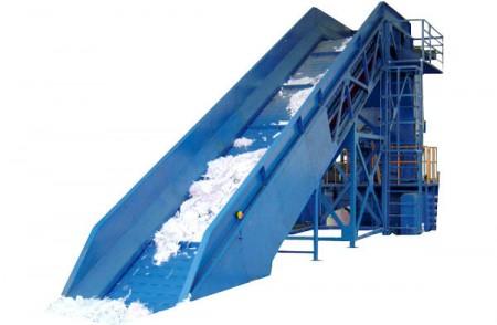 Cutter Shredder TSH-1600, CONVEYOR - Trasportatore a nastro o trasportatore di smistamento e accessori