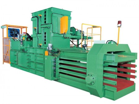 Automatic Horizontal Baling Machine - Automatic Horizontal Baling Machine (TB-091160)