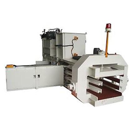 Máquina automática de enfardamento horizontal - Máquina de enfardamento horizontal automática (TB-050508)