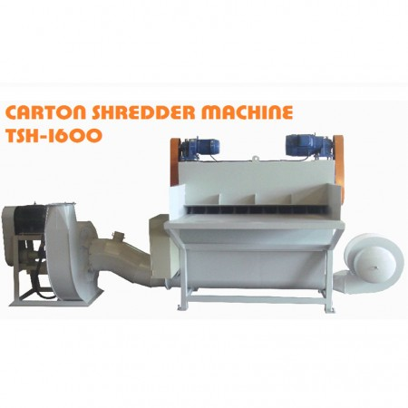 Cutter Shredder - Schneidwolf (TSH1600)