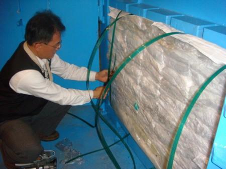 TVB - Polythene wrap