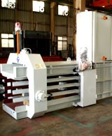 recycling baler  - Horizontal Baler and Vertical Baler