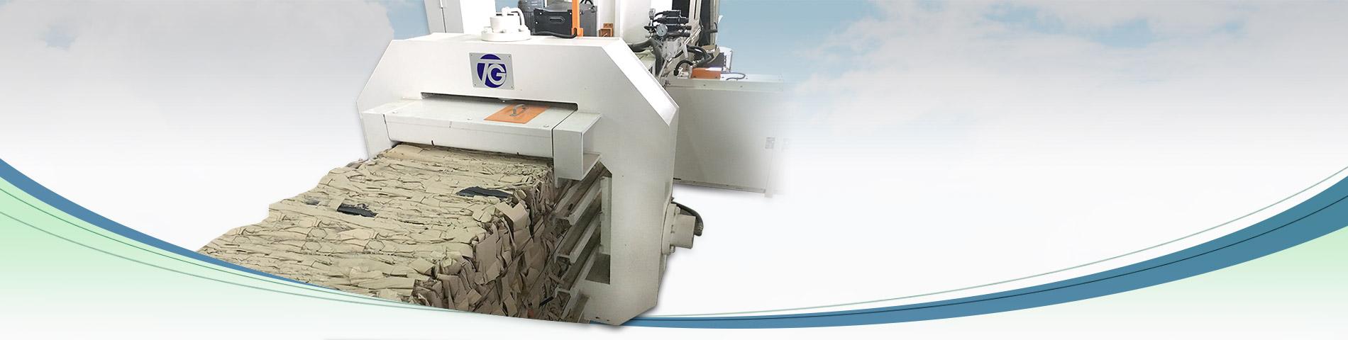 全球熱銷的 廢紙自動捆包機