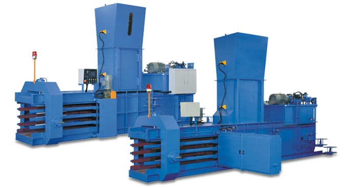 TB-0708 Series - Automatic Horizontal Baler Bales Firmly To Meet Your Demands