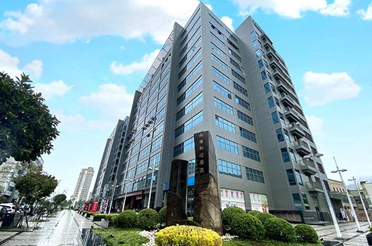 Electrónica WIN-TACT en Yongning Silicon Valley.