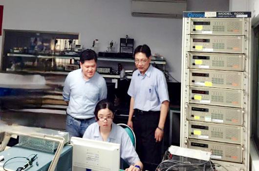 Sistema de gestión de calidad disciplinado desde la producción.