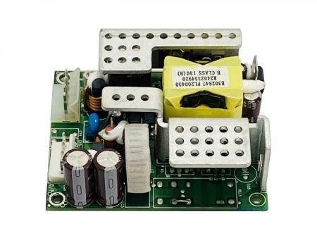 Alimentation à cadre ouvert DC/DC isolée +18V 60W - Alimentation à découpage DC à DC isolée 18V 60W.