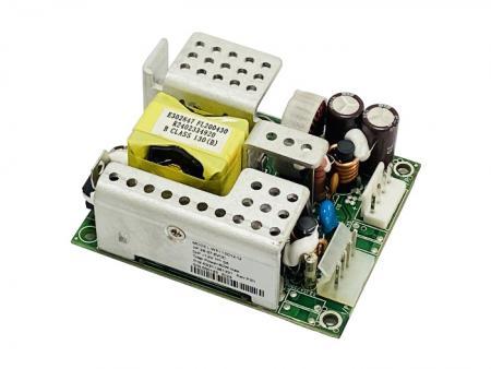+12V 60W 隔离式直流-直流开放式电源供应器 - 直流对直流60W隔离式开关电源。