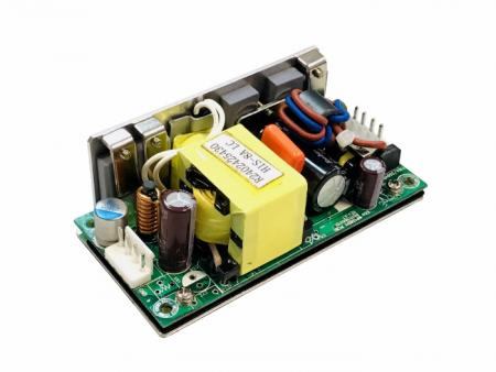 +12V 60W 寬輸入範圍隔離式 直流-直流開放式電源供應器 - 12V 60W寬I/P範圍隔離式DC / DC電源。