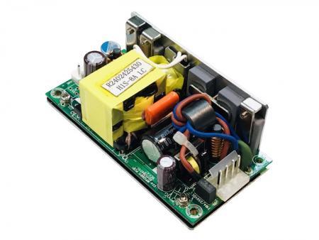 Alimentation à cadre ouvert DC/DC isolée à faible tension I/P +12V 100W - Alimentation CC/CC isolée à faible tension I/P 12V 100W.