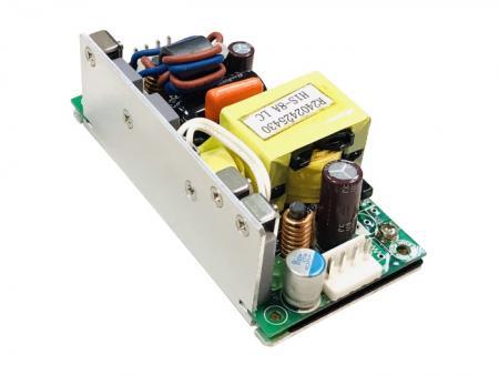 Alimentation à châssis ouvert DC/DC isolée à faible tension I/P +24V 100W - Alimentation DC/DC isolée à faible tension I/P 24V 100W.