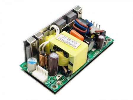 +48V 100W 低輸入電壓隔離型 直流-直流開放式電源供應器 - 10〜36Vdc低I / P 48V電源。