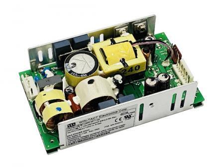 Alimentation à cadre ouvert +24V 200W AC/DC - Alimentation 24V 200W AC/DC à cadre ouvert.