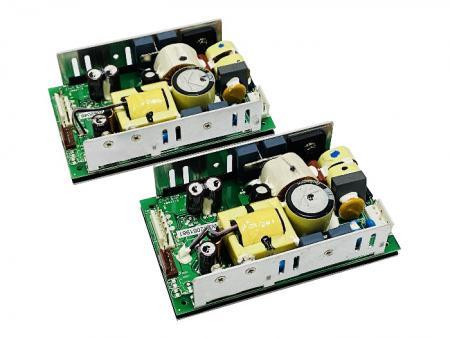 + 48V 200W AC / DCオープンフレーム電源 - 48V 200W AC / DCオープンフレーム電源。
