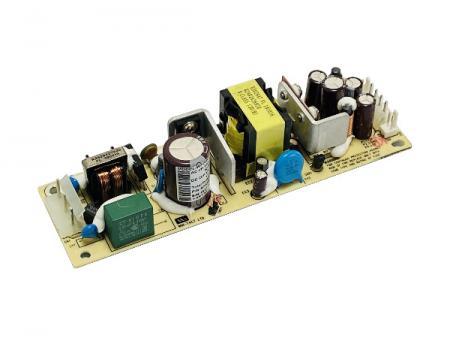 Alimentation à cadre ouvert +5V et +12V 50W AC/DC - Alimentation à cadre ouvert +5V et +12V 50W AC/DC.
