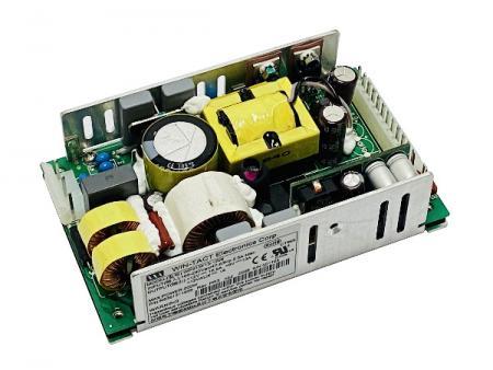 +12V & +5V 200W AC/DC Open Frame Power Supply - +12V & +5V 200W AC/DC Open Frame Power Supply.