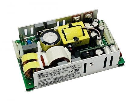 Alimentation à cadre ouvert +24V et +5V 200W AC/DC - Alimentation à cadre ouvert +24V et +5V 200W AC/DC.