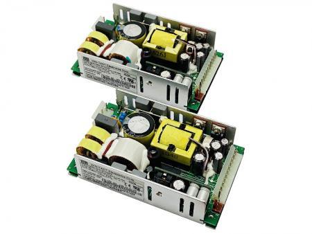 Alimentation à cadre ouvert +24V et +12V 200W AC/DC - Alimentation à cadre ouvert +24V et +12V 200W AC/DC.