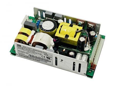 +48V & +12V 200W AC/DC Open Frame Power Supply - +48V & +12V 200W AC/DC Open Frame Power Supply.