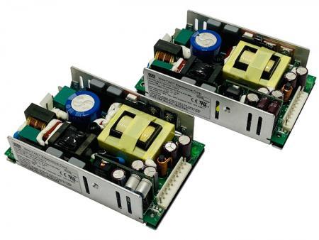 Alimentation à cadre ouvert +24V et +5V 300W AC/DC - Alimentation à cadre ouvert +24V et +5V 300W AC/DC.