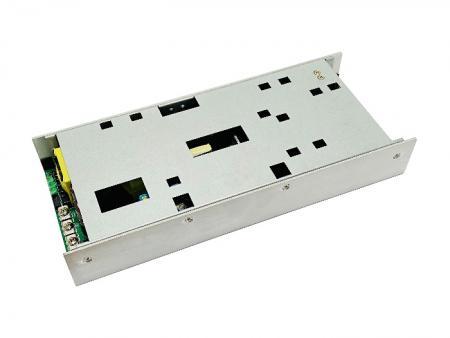 +24V & +12V 600W AC/DC Enclosure Power Supply - +24V & +12V 600W AC/DC Enclosure Power Supply.