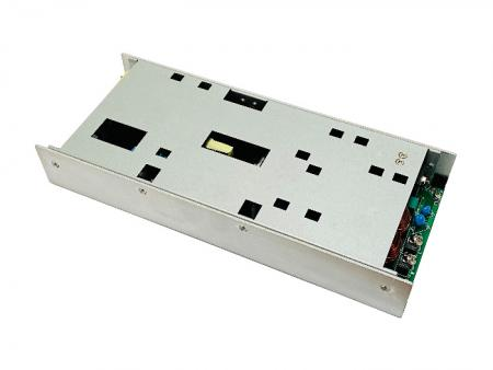 +48V & +12V 600W AC/DC Enclosure Power Supply - +48V & +12V 600W AC/DC Enclosure Power Supply.
