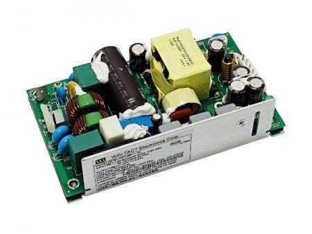 + 30V90Wデュアルエナジーオープンフレーム電源 - + 30V 90W AC / DCデュアル入力オープンフレーム電源。