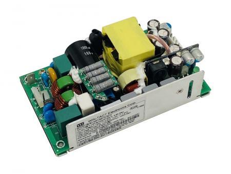 +30V, +12V Dual Outputs 90W Dual Energy Open Frame Alimentation - +30V, +12V Alimentation double sortie 90W à cadre ouvert.