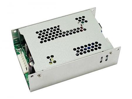 外壳型单组O / P 电源供应器(直流/ 直流) 50 ~ 500W Max - 外壳型单组O / P,AC / DC电源供应器。