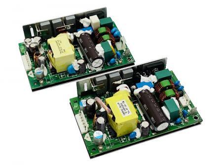 Alimentation à double énergie CC O/P à cadre ouvert 50 ~ 300 W max - Alimentation double énergie 300W.